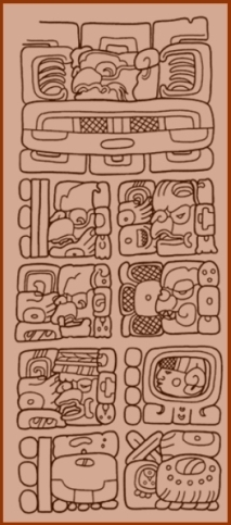Calendrier Maya Dessin.Fausse Date 2012 Fin Du Calendrier Maya Reportee En 2116 Ou