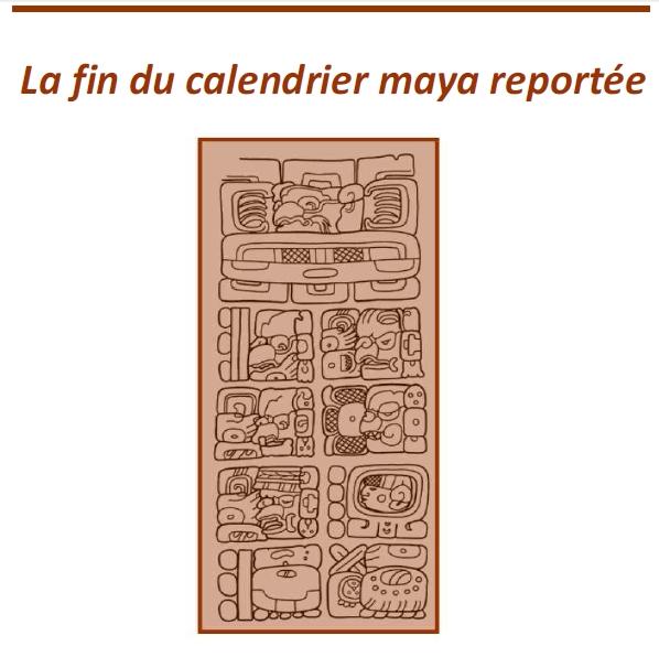 Calendrier Maya Dessin.Le Livre La Fin Du Calendrier Maya Reportee De Emmanuel Handy